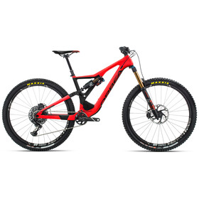 ORBEA Rallon M-Team MTB Fully red/black